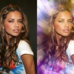 Agregar efectos a las fotos