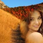 Editar fotos con fondos de colores