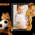 Editar fotos con Garfield