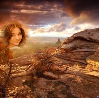 editar fotos con paisajes online