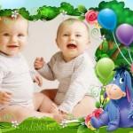 efectos para fotos de bebes