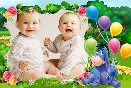 Efectos para fotos de bebes | Editar Fotos Gratis
