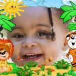 efectos para fotos de niños