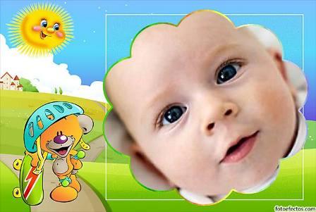 Fondos para editar fotos de bebé - Imagui