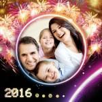 editar fotos para año nuevo familia