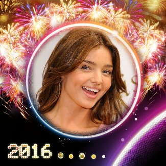 editar fotos para año nuevo