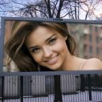 poner fotos en carteles