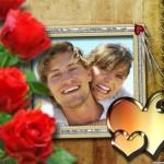 Editar marcos para fotos de amor