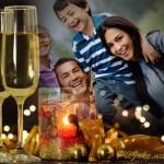 efectos para año nuevo