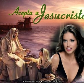 Editar imagenes con frases bellas de Jesús