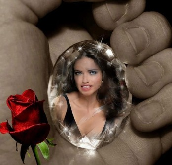 Editar imagenes de diamantes