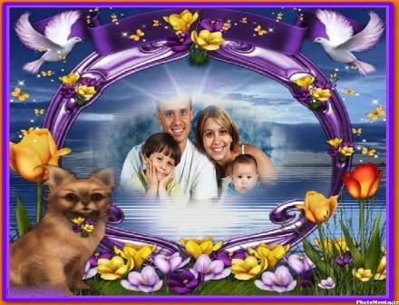 editar fotos familiares