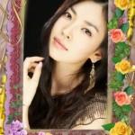 Editar mis fotos con lindos detalles de flores