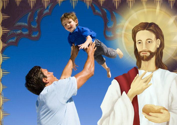 editar foto jesus