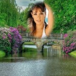editar fotos con paisaje