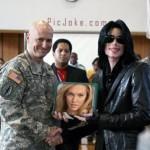 Editar fotos con Michael Jackson