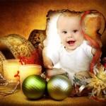 Editar fotos con motivo navideño