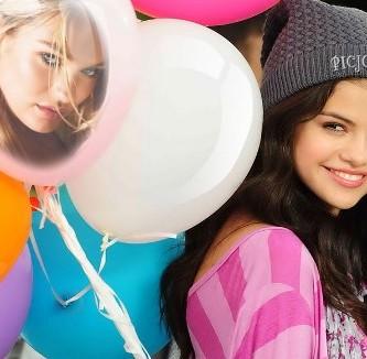 Editar fotos gratis con Selena Gomez