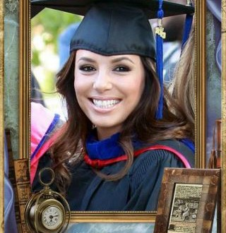 editar fotos gratis con marcos de graduacion