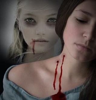 editar fotos gratis de vampiros