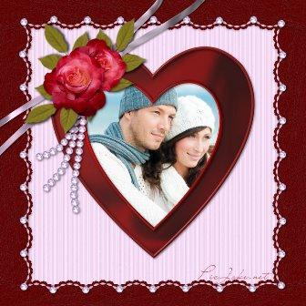 editar fotos online de san valentin