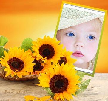 Editar fotos con flores