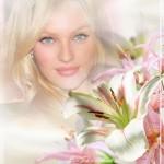 Editar fotos con bonitos helechos
