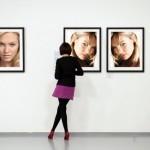 Editar fotos en una gáleria