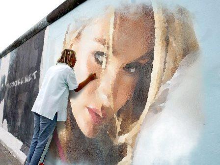 Editar fotos hechas con graffiti