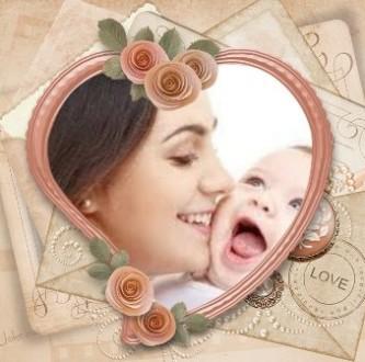Editar fotos por el día de la madre