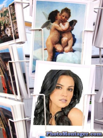 Editar fotos junto a pinturas