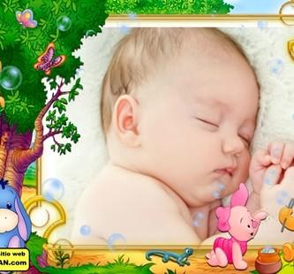Editar fotos para bebes