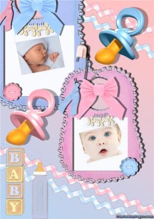 Efectos para fotos de bebé