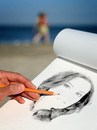 Editar fotos con lápiz
