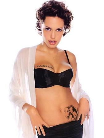Editar fotos con Angelina Jolie