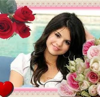 Editar fotos con bellas rosas de diferentes colores