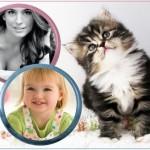 Editar fotos con un tierno gatito