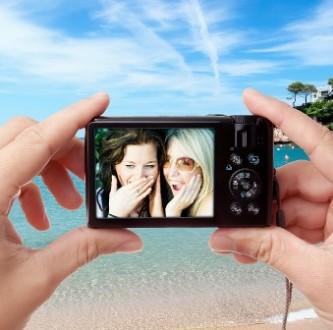 Editar  fotos en una cámara