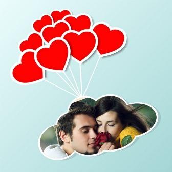 Editar una bella foto de amor