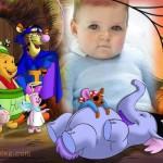 Efectos para  fotos con Winnie Pooh