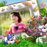 Editar fotos con animales y plantas