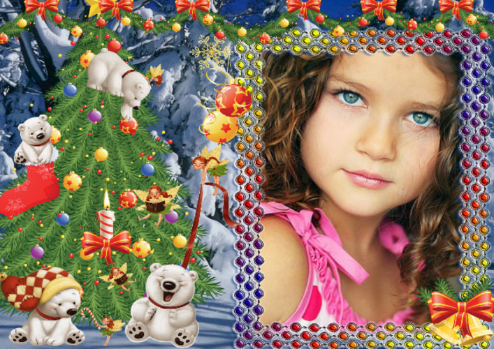 Editar fotos navide as para ni os editar fotos gratis for Editar fotos efectos