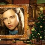editar fotos efectos navideños